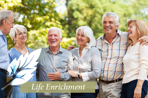 life-enrichment